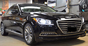 2015 Hyundai Genesis Technology Package Sedan