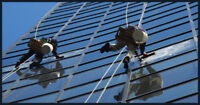 High-Rise Window Cleaners Needed