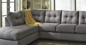 FLOOR MODEL BLOWOUT: Ashley Maier Series Sectional Sofa