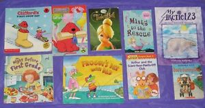 Reading Books for the Primary Reader