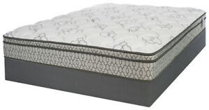 Queen Orthopedic Pillow-Top Mattress (Pay On Delivery)
