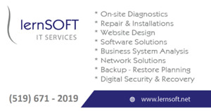 On-site Computer Services - London