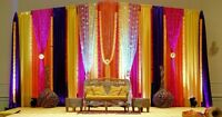 Mehndi Stage Decor Mississauga Toronto LAILA DECOR