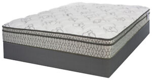 QUEEN ORTHOPEDIC PILLOW-TOP MATTRESS(BEST  PRICE PAY ON DELIVERY