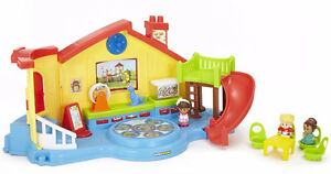 Little People Interactive house