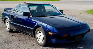 1987 Toyota Mr2 for sale