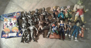 Dragon Ball Z Action Figure Lot