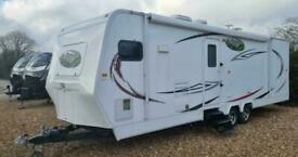2017 HYLINE PREMIER 32FT 1 BED *HIGH SPEC* American Caravan RV 5th Wheel Showman
