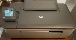HP DESKJET 3510 ALL-IN-ONE PRINTER, COPIER, SCANNER