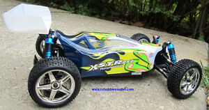 New RC Brushless Electric RC Buggy / Car LIPO 4WD 2.4G Belleville Belleville Area image 7