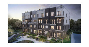 REGISTER NOW: NEW | New TOWNHOUSE - Erin Mills | Move in 2019