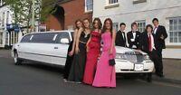 LIMOUSINE for your PROM / Limousine pour graduation
