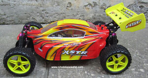 New RC Buggy/ Car 1/10 scale, Electric 4WD 2.4G  RTR Kingston Kingston Area image 2