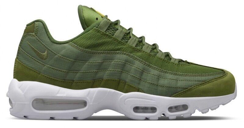 dad4857c31e7 Stussy X Nike Air Max 95 Dark Olive Size UK 6 7 US 7 8 EUR 40 41 Brand New