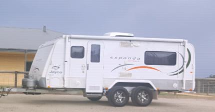 Jayco Expanda Outback 17.56-2