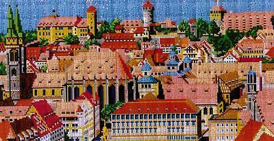 Mini Stecksystem Stadt Nürnberg mit Burg XXL ca. 13.000 Teile Nr. 41275