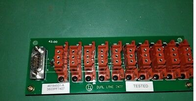 Universal Instruments 46184501 Conveyor Interface Board