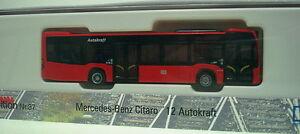 1:87 Rietze MB Citaro 2012 / Autokraft - DB