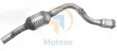 Exhaust Catalytic Converter PEUGEOT 807 2.0 DW10UTED4 4//2006 // EURO 4