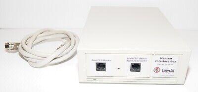 Laerdal Manikin Interface Box For Cpr Manikin Cat 390100