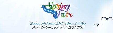 Hills Spring Fair Sydney Region Preview