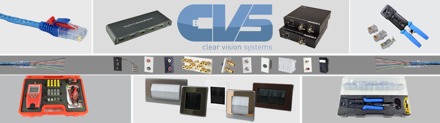 CVS Audio-Visual Accessories