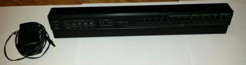 ROBOT RP16 Remote Control Panel For Duplex Mux 16 CCTV Cameras Sensormatic Corp.