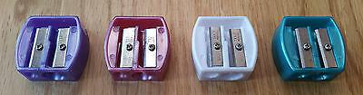 cosmetic pencil sharpener royal duo £1.35 Free P&P
