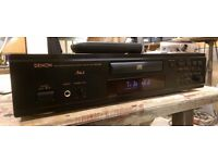 Denon DCD-655 CD player with remote control