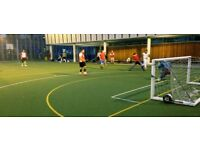 6 Aside Football Crystal Palace