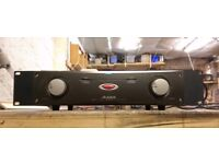 Alesis RA150 Studio Power amplifier. Excellent condition