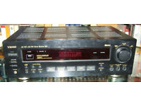 TEAC AG-790 AMPLIFIER/RECEIVER 100W PER CHANNEL WITH REMOTE AND MANUAL