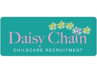 Nursery Nurse £17-19,000