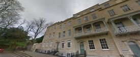 Excellent 1 bedroom UNFURNISHED flat just off Park Street - best location in Bristol! NO AGENCY FEES