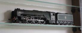 OO gauge locomotive LNER A1 North Eastern