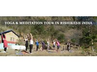 15 Days Yoga Tour in Rishikesh