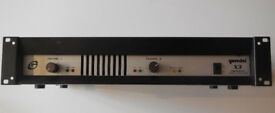 Gemini X3 Power amplifier 200 watts per channel