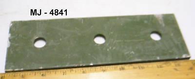 Flat Metal Steel Plate Nos