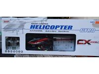 Spacegate CX 3.5ch Gyro RC Helicopter (HUGE 72cm) Metal Series - 2.4GHZ