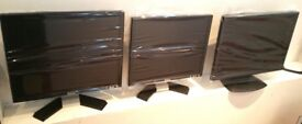"""Dell HP Acer Clearance PC Computer Monitor CCTV Home Office Business Monitors 17"""" & 19"""""""