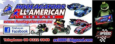 Hoolagators All American Diecast