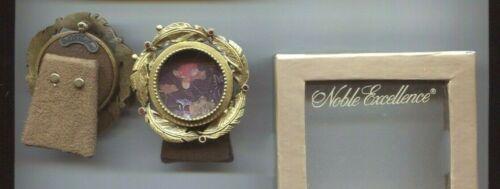 Noble Excellent Heirloom frame nib
