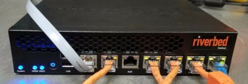 Riverbed Steelhead CXA-00570-B020 w/LIC-CXA-570-H License, Riverbed Specialists