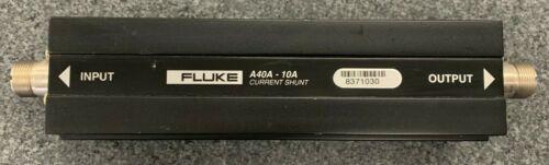 Current Shunt, Fluke, A40A-10A