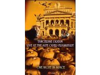 Tangerine Dream Live at the Alte Oper Frankfurt One Night In Space Live Frankfurt Germany 2007 DVD
