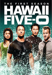 HAWAII FIVE 0 - Complete New Season Series 1 *NEW DVD