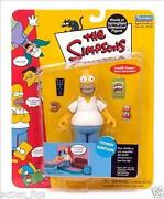 Simpsons WOS Figures