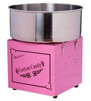 *COTTON CANDY MACHINE CIRCUS* Includes 1lb floss+24 paper cones