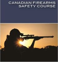 Canadian Firearms Safety Course - Oct. 27th