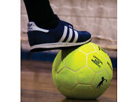 Indoor 5 a side football players wanted 5aside 6 7 footy footie
